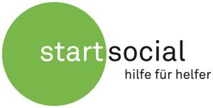 Logo startsocial Netzwerkpartner von Selbstbestimmt Leben Leipzig e.V.